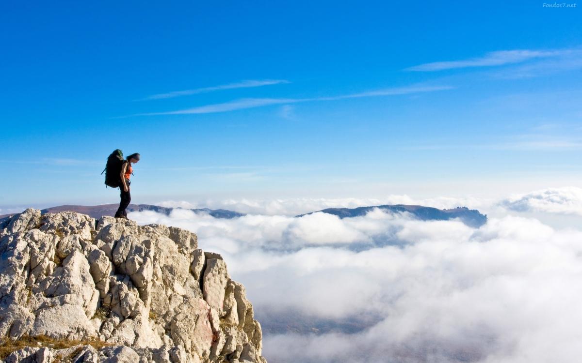 Cómo llegar a la cima de la fe